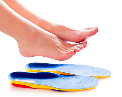 Use the Right Insole