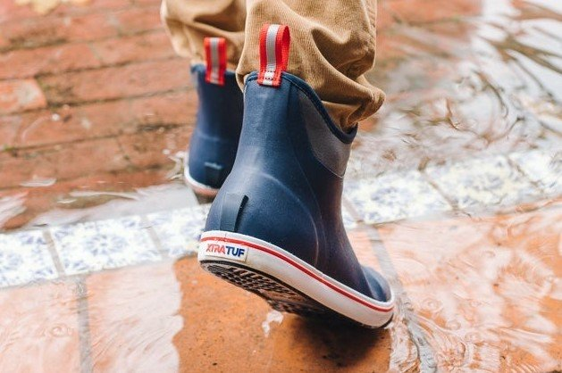 Are Rain Boots Good For Working