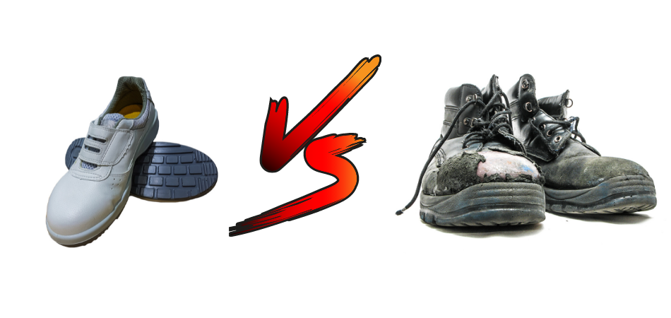 Safety Shoes Vs Safety Boots